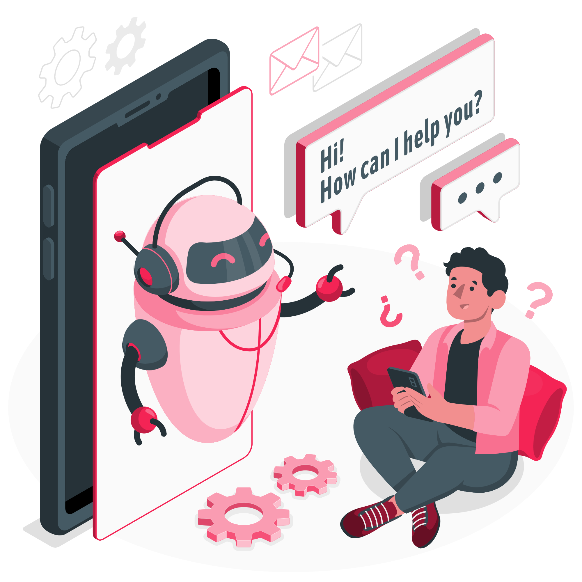 Chat bot-amico